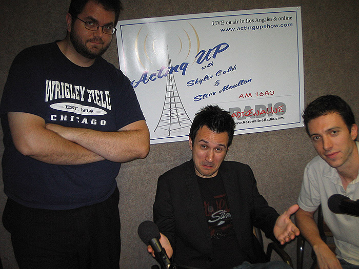 Steve, Josh Robert Thompson as Pacino, Skyler