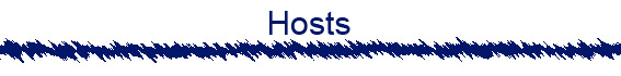 Hosts
